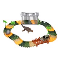 Dino Speeltrack, 96 pcs.
