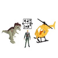 Dino Valley copter attack playset