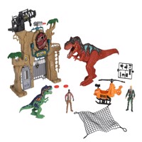 Dino Valley dino gate breakout playset