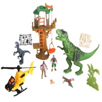 Dino valley dino jungle attack playset