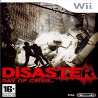 Disaster Day Of Crisis UK - Wii