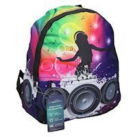 Disco Backpack with Lights