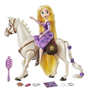 Disney Princess - Tangled Maximus and Rapunzel 2 Pack