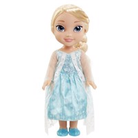 Disney Princess - Toddler Doll - Elsa Large