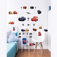 Disney biler / cars Wallstickers