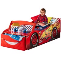 Disney cars lighting mc queen junior bed 140Cm