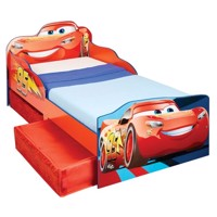 Disney cars bed w storage 140Cm