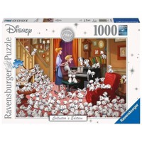 Disney Collector39s Edition 101 Dalmatians, 1000pcs