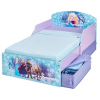 Disney frozen junior wooden bed w storage 140Cm