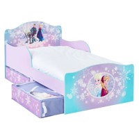 Disney frozen bed w storage 140Cm