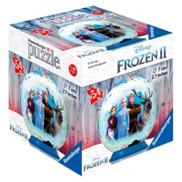 Disney Frozen 2 3D Puzzle, 54pcs.