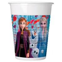 Disney Frozen 2 Cups 8Pcs