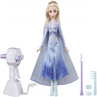 Disney Frozen 2 - Hair Play Doll - Elsa (E7002)