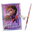 Disney Frozen 2 Secret Notebook