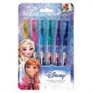 Disney Frozen gel pens, 6pcs.