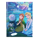 Disney Frozen Sticker and Coloring Book