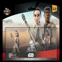 Disney Infinity 30  Play Set  The Force Awakens