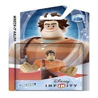 Disney Infinity Character  WreckItRalph