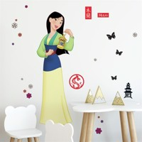 Disney Mulan Gigant Wallstickers