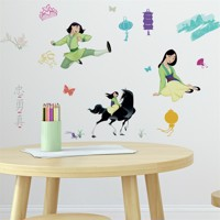 Disney Mulan Wallstickers