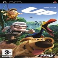Disney Pixar Up - PS Portable