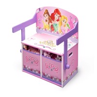 Disney princess 3In1 seat table and storage