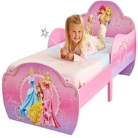 Disney princess wooden junior bed 140Cm