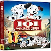 Disneys 101 Dalmatiner  DVD