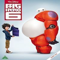 Disneys Big Hero 6  DVD