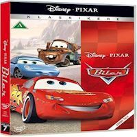 Disneys Cars  DVD