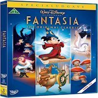 Disneys Fantasia  DVD