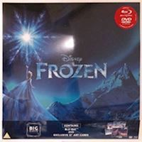 Disneys Frozen  Blu-ray Big sleeve edt