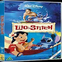 Disneys Lilo & Stitch  DVD