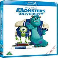 Disneys Monsters University Blu-ray