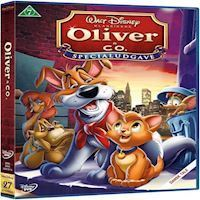 Disneys Oliver & Company  DVD