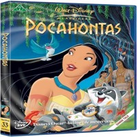 Disneys Pocahontas  DVD