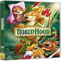 Disneys Robin Hood  DVD