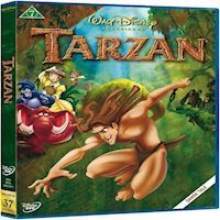 Disneys Tarzan  DVD