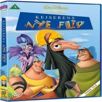Disneys The Emperors New Groove  DVD
