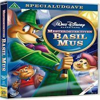 Disneys The Great Mouse Detective  DVD
