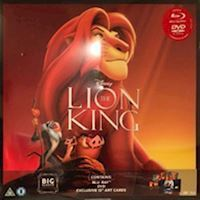 Disneys The lion king  Blu-ray Big sleeve edt