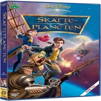 Disneys Treasure Planet  DVD