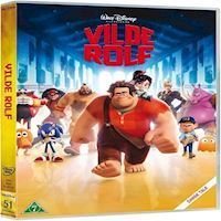 Disneys Vilde Rolf  DVD