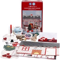 Diy Kit Christmas Partyhouse
