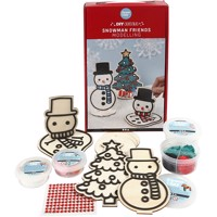 Diy Kit Snowman Friends