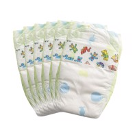 Doll diapers - 6 pieces, 35-50 cm