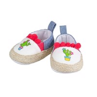 Doll shoes Espadrilles, 3845 cm