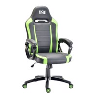 DON ONE  Belmonte Gaming Chair BlackGreen