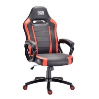 DON ONE  Belmonte Gaming Chair BlackRed
