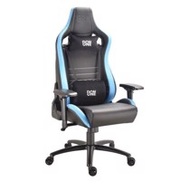 DON ONE, Gambino Gaming Chair Sort/Blå